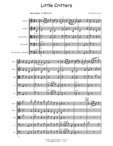 Little-Critters-sample-score